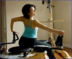 GYROTONIC® exercises