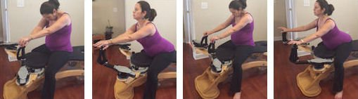 physical therapy pre and post pregnancy